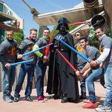 La fuerza de Darth Vader acompaña a MotoGP