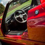 BMW Z1 - detalle puerta