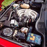 BMW Z1 - detalle motor