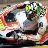 Andrea Iannone hace valer el neumático extrablando