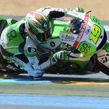 Buen progreso de Álvaro Bautista en Le Mans