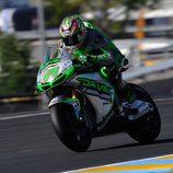 Nicky Hayden mejor RCV1000R en el viernes de Le Mans