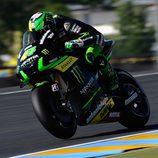 Pol Espargaró en el FP1 de MotoGP en Le Mans