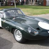 Jaguar E-Type Lightweight Low Drag coupé