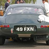 Jaguar E-Type Lightweight Low Drag coupé - zaga