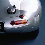 Jaguar E-Type Lightweight - detalle trasera