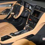 Citroën DS6 WR - interior