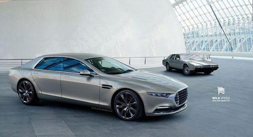Aston Martin Lagonda berlina