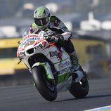 Mike di Meglio no pudo brillar en la Q1 de Le Mans