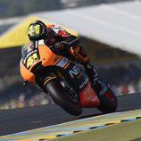 Aleix Espargaró mejor piloto 'Open' en la Q2 de Le Mans
