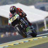Stefan Bradl saldrá cuatro en el GP de Francia