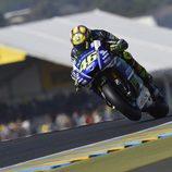 Valentino Rossi quinto en Q2 pero satisfecho