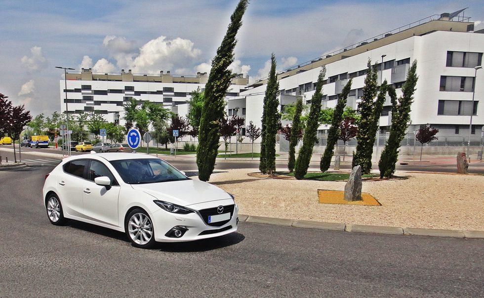 Mazda 3 - En marcha