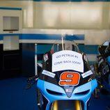 Danilo Petrucci no pudo estar en Le Mans