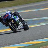Jorge Lorenzo es sexto en Le Mans