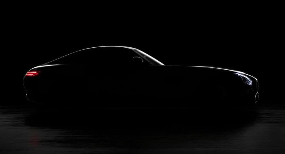 AMG GT Teaser