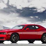 Dodge Challenger Hellcat - vista tres cuartos