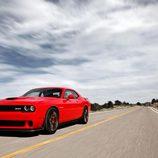 Dodge Challenger Hellcat - delantera