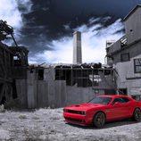 Dodge Challenger Hellcat - bestia tosca