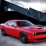 Dodge Challenger Hellcat - frontal