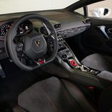 Lamborghini Huracán LP610-4 - habitáculo