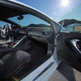 Lamborghini Huracán LP610-4 - puertas abiertas
