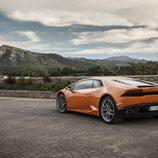 Lamborghini Huracán LP610-4 - naranja