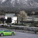 Lamborghini Huracán LP610-4 - paisaje