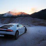 Lamborghini Huracán LP610-4 - carrocería blanca exterior