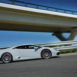 Lamborghini Huracán LP610-4 - carrocería blanca lateral