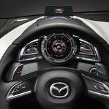 Mazda Hazumi Concept - Cuadro de Instrumentos