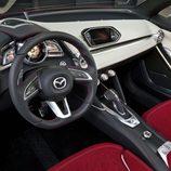 Mazda Hazumi Concept - Tablero de abordo