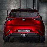 Mazda Hazumi Concept - Trasera