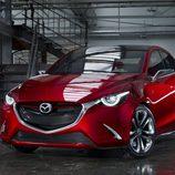 Mazda Hazumi Concept - Frontal