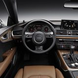 Audi A7 Sportback 2014 - interior