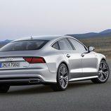 Audi A7 Sportback 2014 - tres cuartostrasero