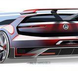 VW GTI Vision Gran Turismo - alerón