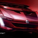 VW GTI Vision Gran Turismo - delantera