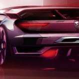 VW GTI Vision Gran Turismo - zaga