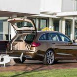 Mercedes-Benz Clase C Estate - Detalle del maletero