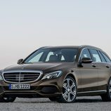 Mercedes-Benz Clase C Estate - 3/4 Frontal
