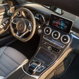 Mercedes-Benz Clase C Estate Paquete AMG - Interior