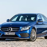 Mercedes-Benz Clase C Estate Paquete AMG - 3/4 Frontal