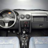 Dacia Logan -Interior espartano según países