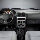 Dacia Logan - Detalle del interior
