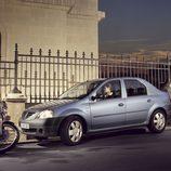 Dacia Logan - Posición elevada