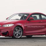 BMW M2 - render