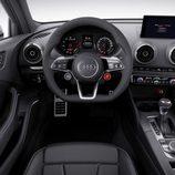 Audi A3 Clubsport Quattro - salpicadero