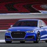 Audi A3 Clubsport Quattro - circuito