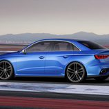 Audi A3 Clubsport Quattro - tres cuartos trasero
